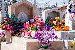 Free Mexican Grave 2 Stock Photo - 42314950
