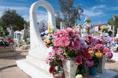 Mexican Grave Stock Images