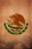 Mexican Grunge poster background - card - design. Easy edit Stock Photo