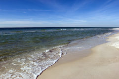 Mexican Gulf coast Stock Images