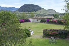 Mexican hacienda Royalty Free Stock Images