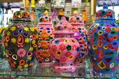 Mexican Handicrafts Stock Image