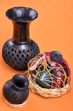 Mexican handicrafts from Oaxaca Stock Photos