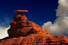 Mexican Hat Arizona Royalty Free Stock Photo