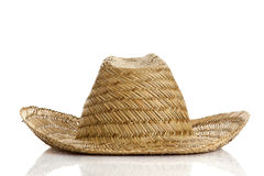 Mexican hat isolated on white background culture accesories Stock Photo