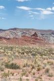 Mexican Hat Rock, Utah Stock Images