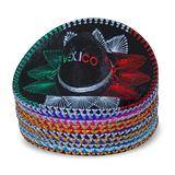 Mexican hats Stock Photo