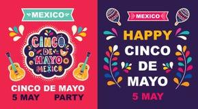 Free Mexican Holiday 5 May Cinco De Mayo Stock Photography - 112272192