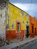 Mexican Houses Stock Photography