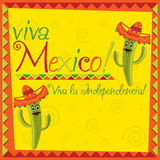 Mexican Independence Day! Stock Image