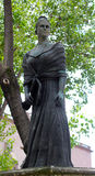 Mexican independence Leona Vicario Statue Stock Image