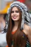 Mexican Independence Parade stock photos