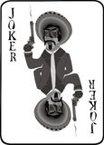 Mexican joker Stock Images