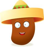 Mexican Jumping Bean vector illustration