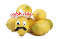 Mexican lemon Stock Images
