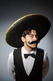 Mexican man Royalty Free Stock Photos