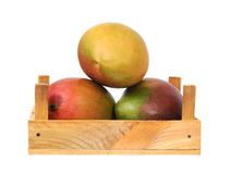 Mexican mango Royalty Free Stock Photo