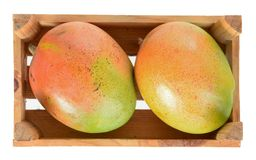 Mexican mango Royalty Free Stock Images