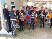 Mexican Mariachi Band Royalty Free Stock Photos