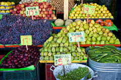 Mexican market Royalty Free Stock Image