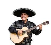 Mexican musician mariachi. stock image