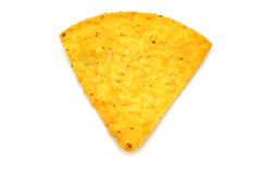 Mexican nacho Stock Image