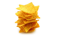 Mexican nachos Stock Images