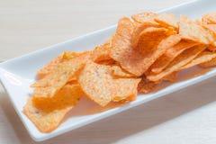 Mexican nachos Stock Image
