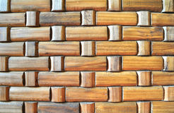 Mexican Old wood tile texture background Stock Photography