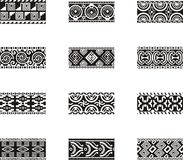Mexican ornamental designs Stock Photography