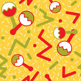 Mexican Pattern Royalty Free Stock Photo