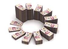 Mexican Pesos Chart Stock Photos
