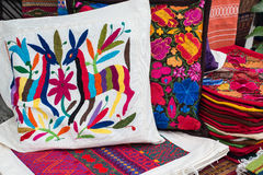 Mexican Pillows royalty free stock image