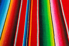 Mexican Poncho Royalty Free Stock Images