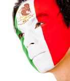 Mexican portrait Royalty Free Stock Images