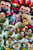 Mexican Rag Dolls Royalty Free Stock Photography