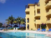 Mexican Resort Stock Photos