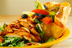 Mexican Restaurant Food Stock Photos