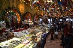 Mexican restaurant interior Stock Image