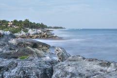 Mexican Riviera getaway Stock Image