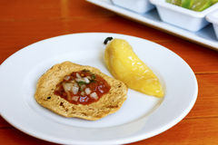 Mexican salsa royalty free stock photos