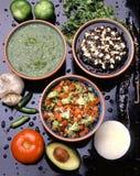 Mexican sauce Royalty Free Stock Photos