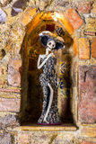 Mexican sculptures Royalty Free Stock Images