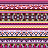 Mexican seamless pattern Stock Photos