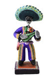 Mexican skeleton Royalty Free Stock Photo