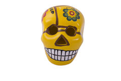Mexican Skull Royalty Free Stock Photos