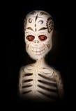 Mexican skull Royalty Free Stock Photo