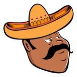 Mexican Sombrero Royalty Free Stock Photo