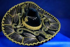 Mexican sombrero Royalty Free Stock Photos