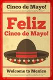 Mexican Sombrero Royalty Free Stock Photos